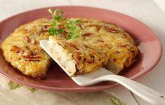 Ρόστι - τηγανίτα πατάτας με κρεμμύδι - Συνταγές - Γιορτές και καλέσματα   γαστρονόμος Kai, Lasagna, Cauliflower, Recipies, Vegetables, Cooking, Ethnic Recipes, Food, Lasagne