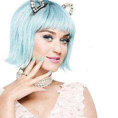 Katy Kat Pearl, as novas maquiagens da Katy Perry para a CoverGirl
