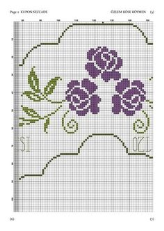 1 million+ Stunning Free Images to Use Anywhere Cross Stitch Borders, Crochet Borders, Cross Stitch Flowers, Cross Stitch Designs, Cross Stitch Patterns, Hand Embroidery Art, Embroidery Stitches, Swedish Weaving, Free To Use Images