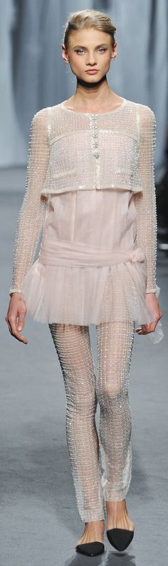 Chanel Couture Spring 2011
