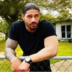 A not good day it is not non day night raw I really wanted to kick some butt.roman