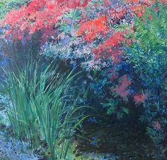Norman Hepple  The Flower Garden  1976