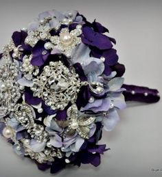 Jeweled Bouquet #timelesstreasure