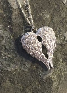 Heavenly Wings Companion Urn Cremation Jewelry