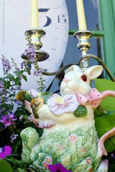 Alice in Wonderland theme Tea Party in the garden | homeiswheretheboatis.net