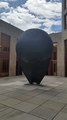 Gran cabeza africana. Martín Chirino