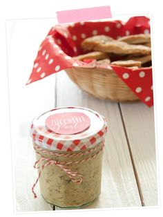Rezept für Zucchinipesto - Post aus meiner Küche - Toll zum Einmachen bei Zucchinischwemme