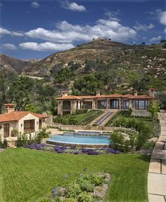 Riskin Associates | New Mediterranean Estate - offered at $8,750,000 #RealEstate #LuxuryRealEstate #Montecito http://www.montecito-realestate.com/new-mediterranean-estate-700-east-mountain-dr-index#new-mediterranean-estate-main