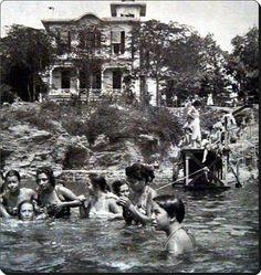 ✿ ❤ Bir Zamanlar İSTANBUL, Caddebostan - 1957
