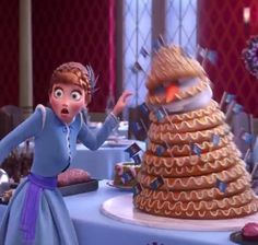 When you get caught eating desert😂😂😂😂, literally me Cute Frozen, Frozen Elsa And Anna, Olaf Frozen, Disney Frozen, Disney Princess Pictures, Disney Princess Party, Princess Anna, Heros Disney, Disney Olaf