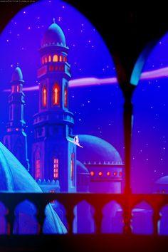 """My Phone Backgrounds Disney Scenery (part "" Disney Love, Disney Magic, Disney Art, Disney Pixar, Aladdin 1992, Aladdin Movie, Animation Film, Disney Animation, Walt Disney Pictures Movies"