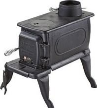 BOXWOOD CAST IRON STOVE from TSC Stores Canada $199.99 (20% Off) -