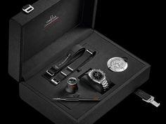 Montres OMEGA: La Speedmaster Professional Moonwatch