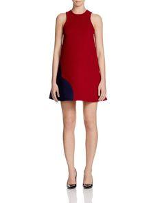 Cynthia Rowley Color Block Swing Dress - 100% Bloomingdale's Exclusive