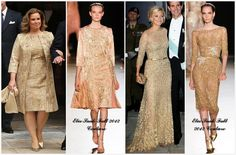This is legit couture – made just for you, so runway matches aren't exact. So many of you noted multiple similarities between a lot of the Elie Saab gowns, ...