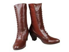 Botin combinado elastico y piel con diseño botones. Altura tacon: 6cm Heeled Boots, Ankle, Awesome, Shoes, Fashion, Shoes Heels Boots, Bordeaux, Fur, Zapatos