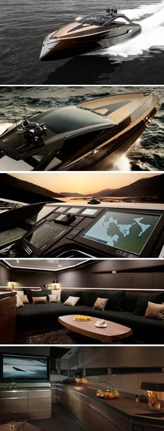 Need a private yacht for your yacht party? Find my choice at … Need a private yacht for your [. Yacht Design, Boat Design, Fast Boats, Speed Boats, Super Yachts, Yacht Luxury, Luxury Boats, Luxury Yacht Interior, Luxury Travel