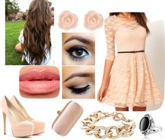 """""""elinor1"""" by aman-zahra ❤ liked on Polyvore"""