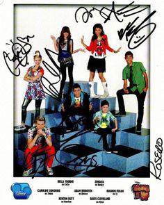 Bella Thorne Movies, Bella Thorne And Zendaya, Disney Channel Stars, Disney Stars, Adam Irigoyen, Roshon Fegan, Caroline Sunshine, Davis Cleveland, Kenton Duty