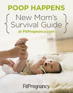 Everything you need to know about sleeping, breastfeeding, crying, and - yep - poop.  #baby