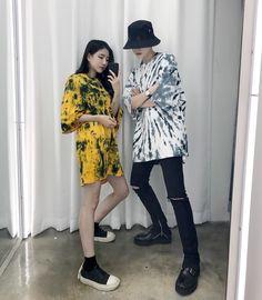 Korean Best Friends, Boy And Girl Best Friends, Fashion Couple, Love Fashion, Korean Fashion, Ulzzang Korean Girl, Ulzzang Couple, Matching Couple Outfits, Matching Couples