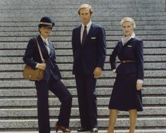 Airlines Past Amp Present United Airlines Stewardess Flight