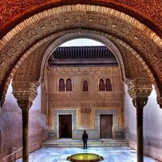 El Alhambra de Granada #Andalucía