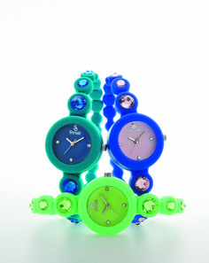 New SO Funny watches in pastel and soft colors. Enjoy the summer #sofunnywithstroili #ss14