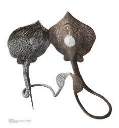 Dennis Nona, Gubuka http://gallery.aboriginalartdirectory.com/aboriginal-art/dennis-nona/gubuka-1.php