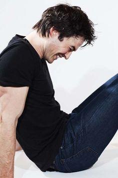 Ian Somerhalder - Origin Magazine 2013