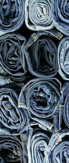 Premium Denim, Jeans & Clothing for Women Denim On Denim, Raw Denim, Denim Fabric, Blue Denim, All Jeans, Love Jeans, Moschino, Baby Queen, Clothing Photography
