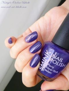 Bibulle Blog Nail Art: Vernis à ongles Smink - Collection New York.