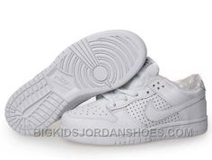 http://www.bigkidsjordanshoes.com/new-kids-nike-dunks-low-all-white-air-holes-aka-undefeated-white.html NEW KIDS NIKE DUNKS LOW ALL WHITE AIR HOLES AKA UNDEFEATED WHITE Only $85.00 , Free Shipping!