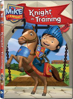 If you've got a preschooler at home, chances are you've discovered Mike the Knight. This popular Nick Jr. cartoon, set in the colorful world of Glendragon, celebrates the virtue of doing right. Rugrats, Smurfs, Mike The Knight, Birthday Surprises For Him, J Birds, Knight Party, Nick Jr, Back Home, Fun Activities