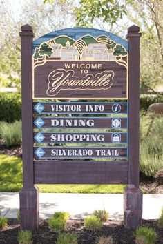 Wine Country Road Trip: Welcome to Yountville