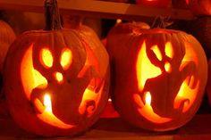 Des idées de projets créatifs pour Halloween - Partie 1 -  Les fantômes