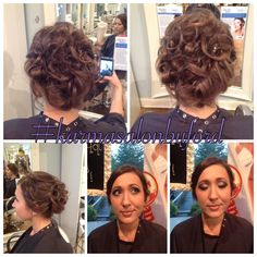 #karmasalonbuford #formal #updo #beautiful #curls