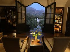 Montecito, CA. Home. Cape Dutch Architecture. photo: Carolyn Espley-Miller