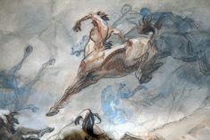 Battle of the Centaurs by Heinrich Kley