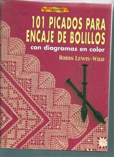 101 Picados para hacer encaje de Bolillos(Robin Lewis- wild) - serena stella - Álbumes web de Picasa