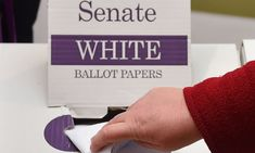 Preferences matter for Senate voting. Here's how to make your election vote count | Richard Denniss | Opinion | The Guardian