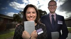 JW convention in Melbourne,  AUS.  http://m.theage.com.au/victoria/cbd-rooms-at-a-premium-as-jehovahs-witnesses-flock-to-melbourne-for-convention-20141007-10ri1k.html