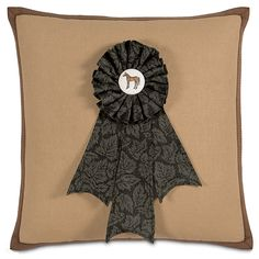 Caballero First Prize Pillow : Decorative Pillows at PoshTots