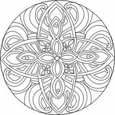 difficult mandala coloring pages click mandala to begin free online mandala coloring therapy - Coloring Pages Difficult Abstract