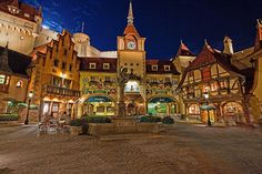 Walt Disney World - EPCOT - Germany