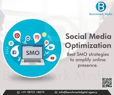 Benchmark Media is offering organic and paid SMO marketing services at best price. Increase brand awareness of product or services with benchmark media. #digitalmarketingagency #digitalmarketing #SEO #SMM #SMO #onlinemarketing #smallbusiness #onlinebusiness #ecommercebusiness #EmailMarketing #SMOServices #businessleads #FacebookAdvertising #brand #digitalservices #Digitalmarketingservices E Commerce Business, Online Business, Digital Marketing Services, Email Marketing, Price Increase, S Mo, Organic