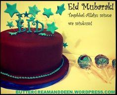Eid Cake!