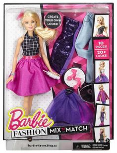 Barbie doll comes wearing a graphic top and beautiful skirt that doubles as a cape, with amazing accessories that include a pair of fabulous shoes, a bracelet, a clutch and elegant earrings to complete the look. Midnight delivery is also possible Through our Shop2Vizag.
