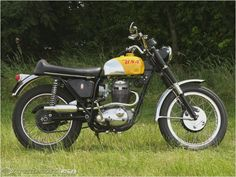 Bsa Motorcycles | MotoCarStyle