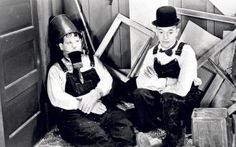 Laurel's uncle  Oliver Hardy: 'Didn't you once tell me that you had an uncle?' ...